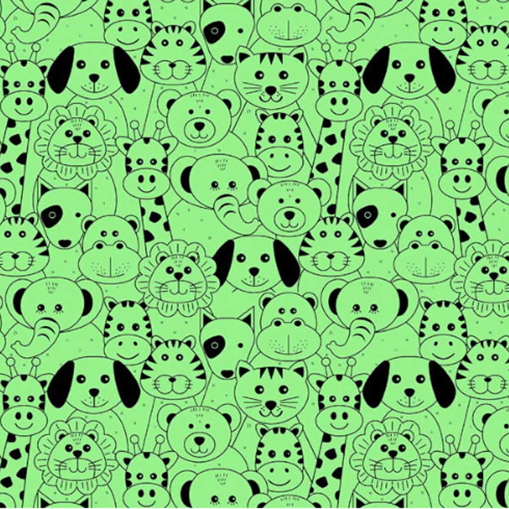 Tricoline Africano Verde