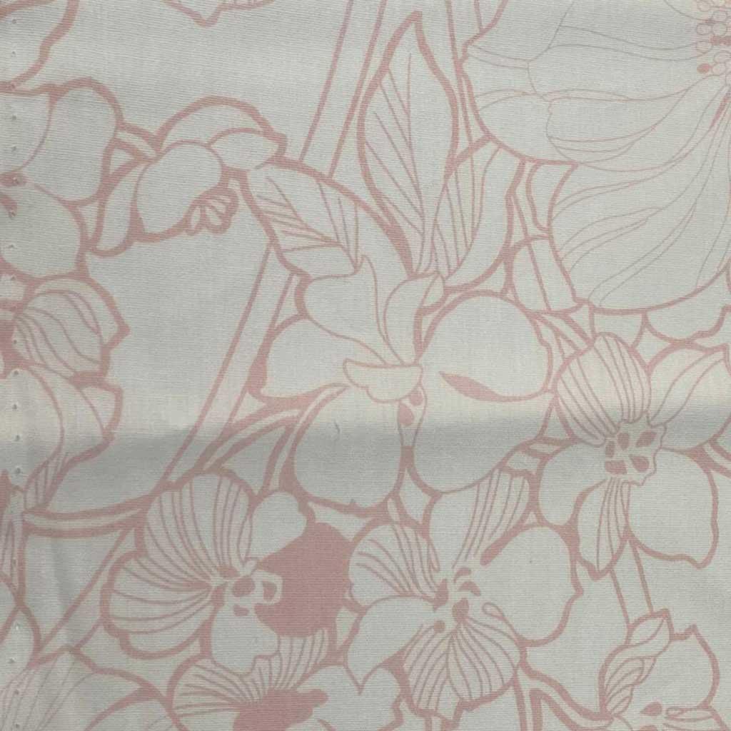 Tricoline Floral Rose