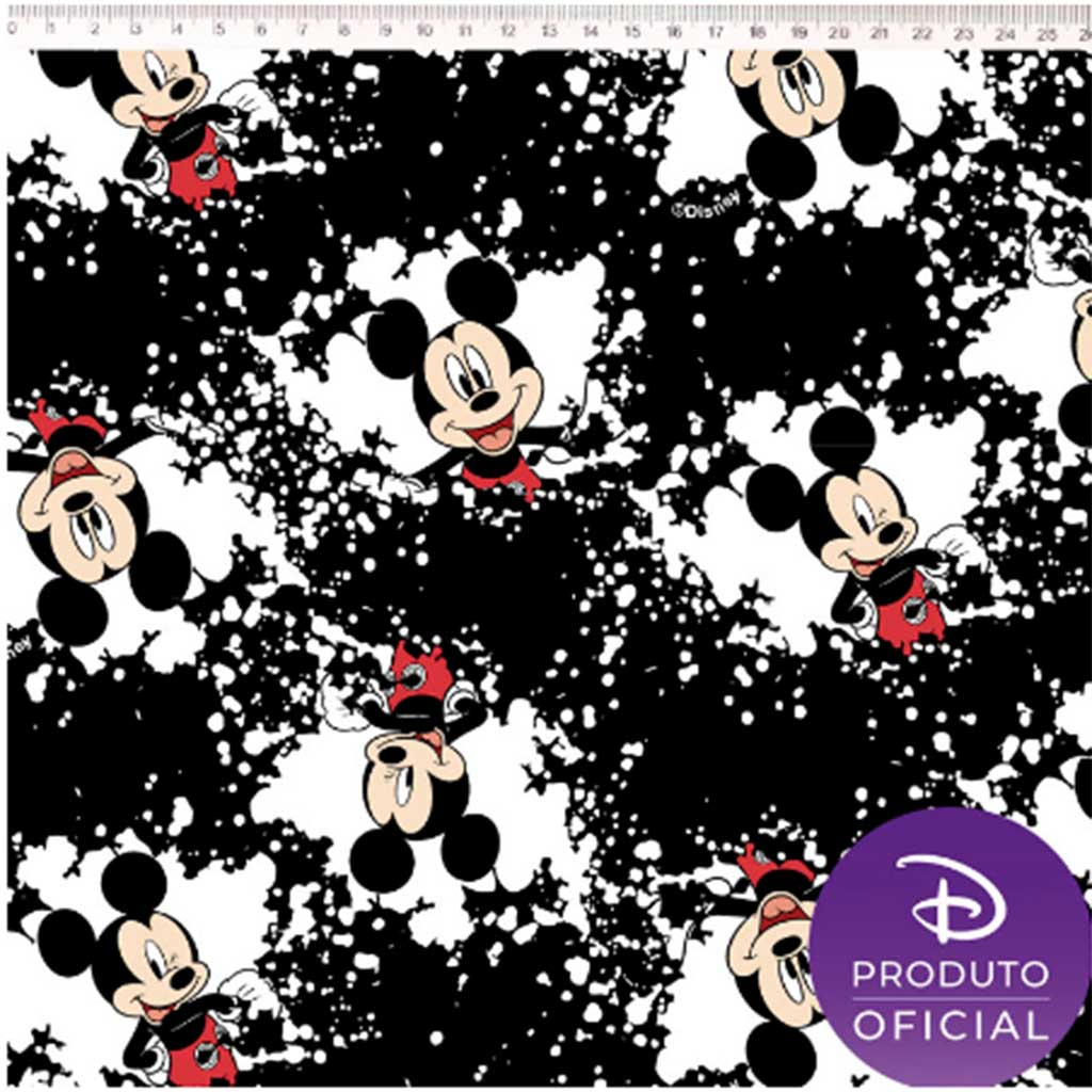 Tricoline Mickey Fun M