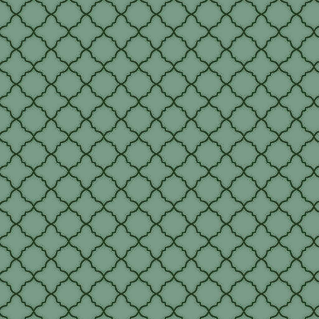 Tricoline Octagono Novo Verde