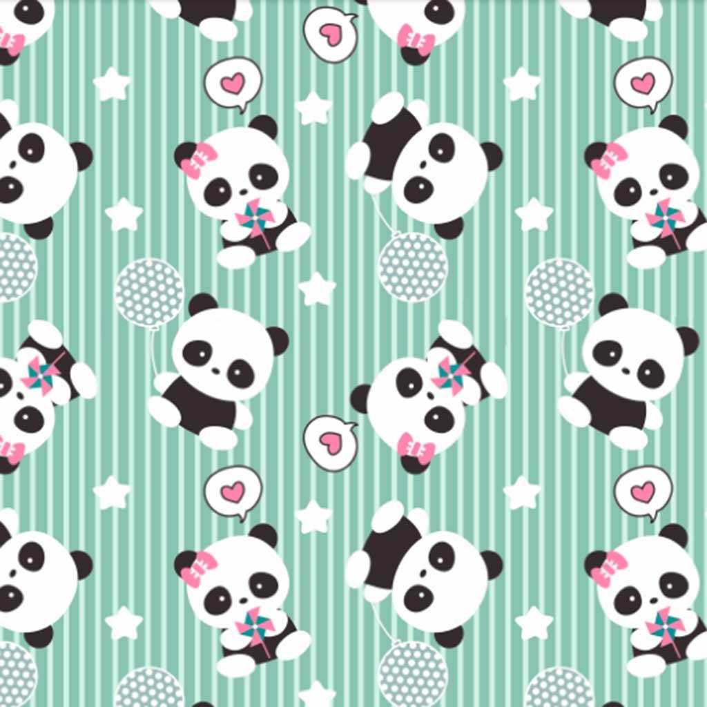 Tricoline Panda Verde