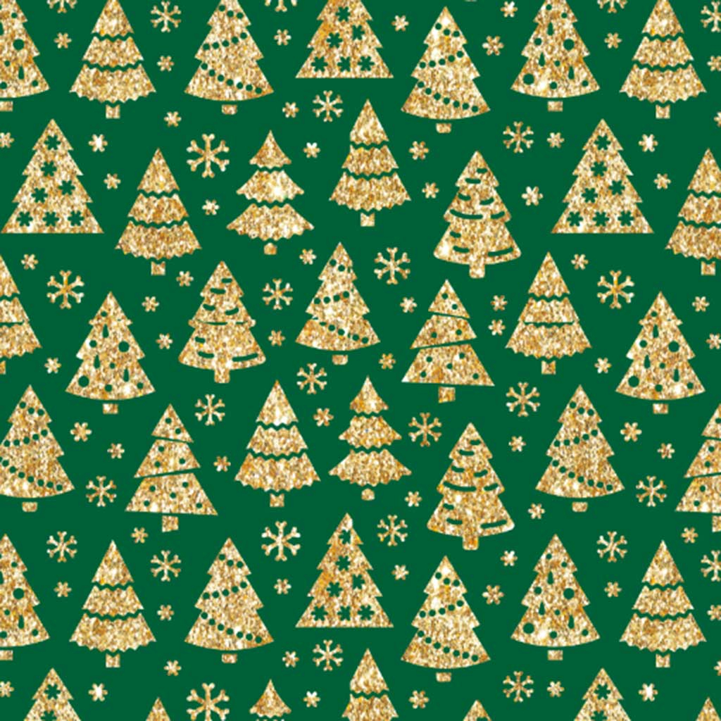 Tricoline Pinheiro Natal Verde
