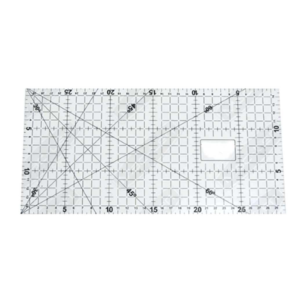 Régua p/ Patchwork 15x30