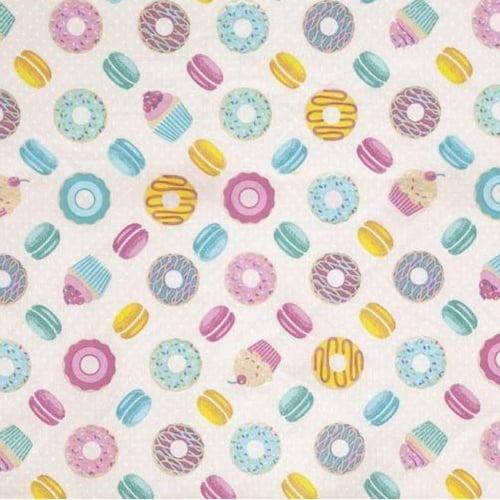 Tricoline Macaron Candy