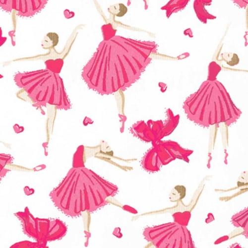 Tricoline Bailarina Rosa