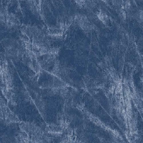 Corano Estampado Indigo Azul