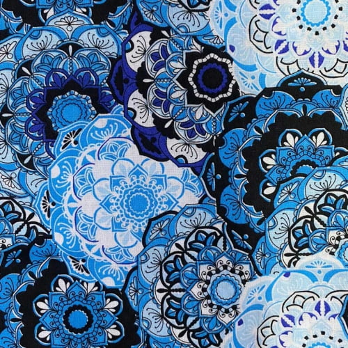 Tricoline Infinity Azul