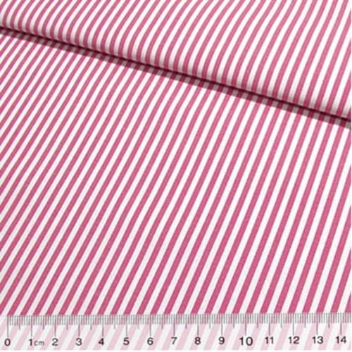Tricoline Listra Pink