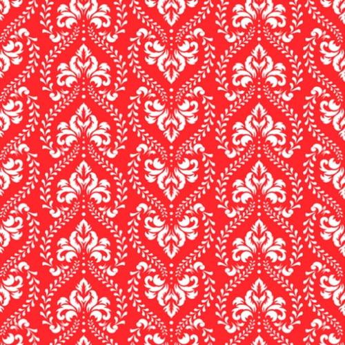 Tricoline Luxuria Vermelho