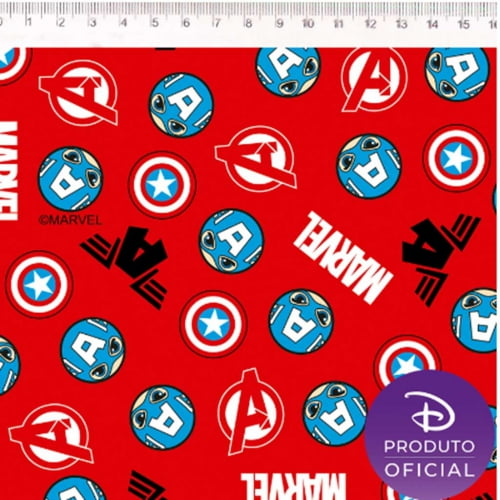 Tricoline Marvel Capitão América