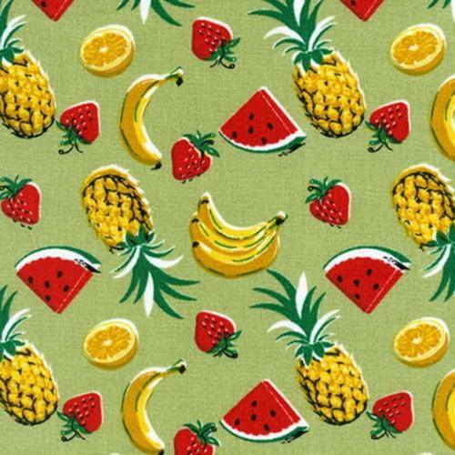 Tricoline Mix de Fruta 05 Verde