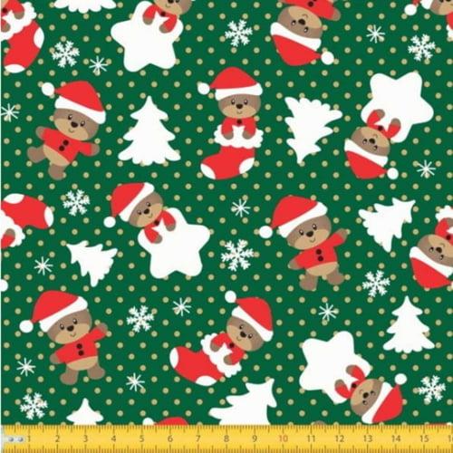 Tricoline Urso Noel