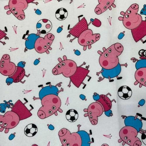 Tricoline Peppa Pig