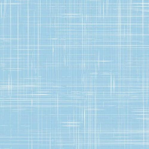 Tricoline Tramas Azul Claro