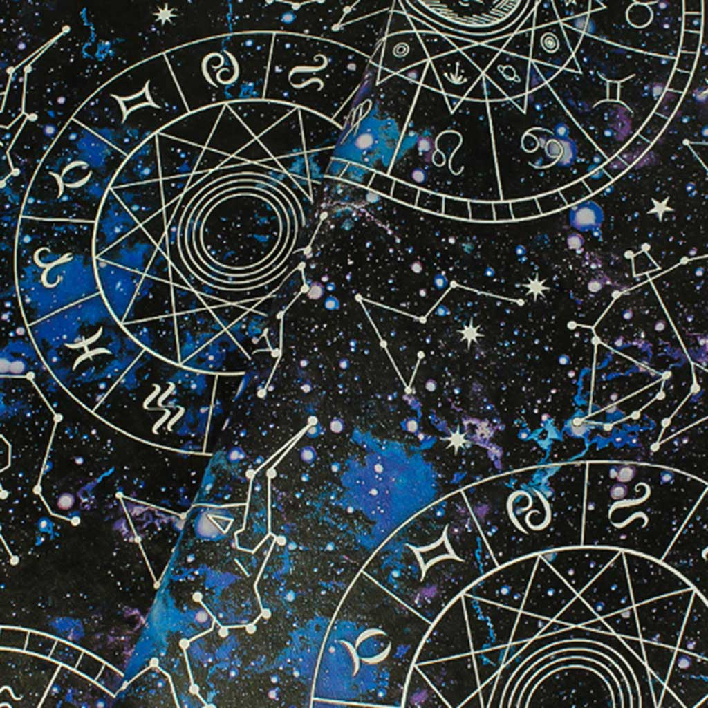 Corano Estampado Zodiaco